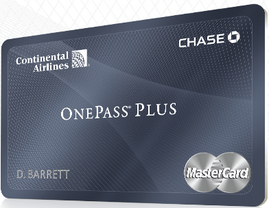 continental airlines credit card - 392×304