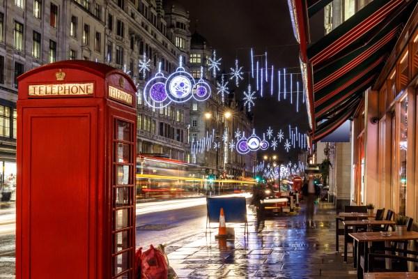 christmas lights london 2019 # 84
