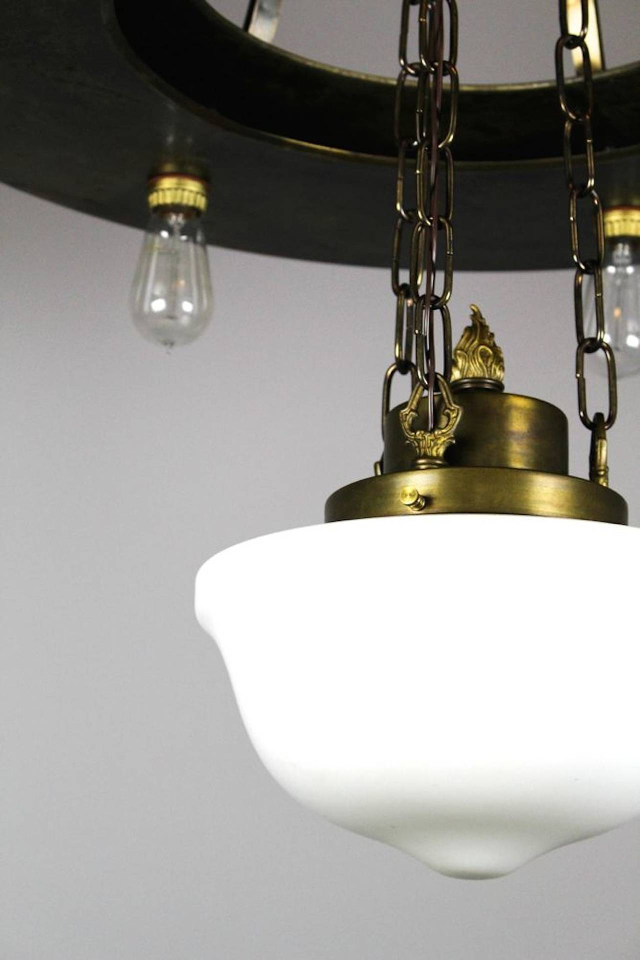 Large Light Bulb Pendant