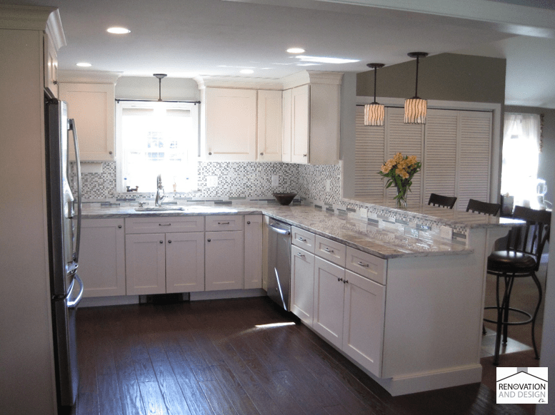 Transitional Kitchen Renovation And Design