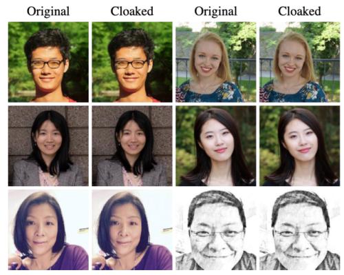 Fawkes – 给照片穿上「隐身衣」,秒杀全网最强人脸识别算法,帮你保护照片隐私数据!
