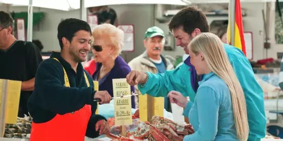 Fish Market Restaurant 280
