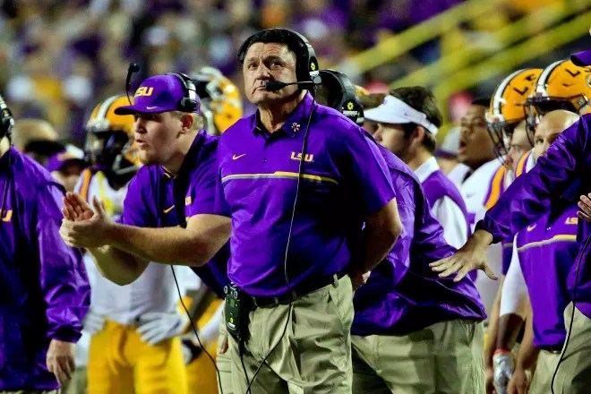 TigerDetails - Orgeron excited about first preseason camp ...