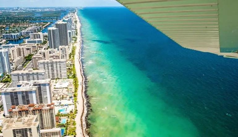 Scenic Flight Fort Lauderdale