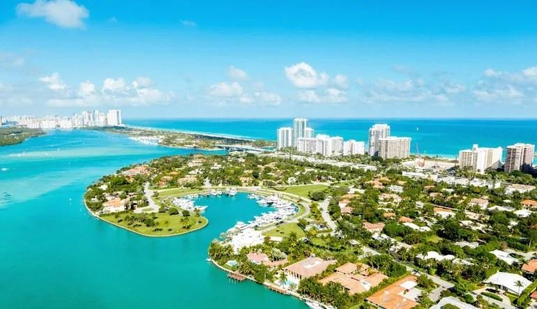 Scenic Flight Miami