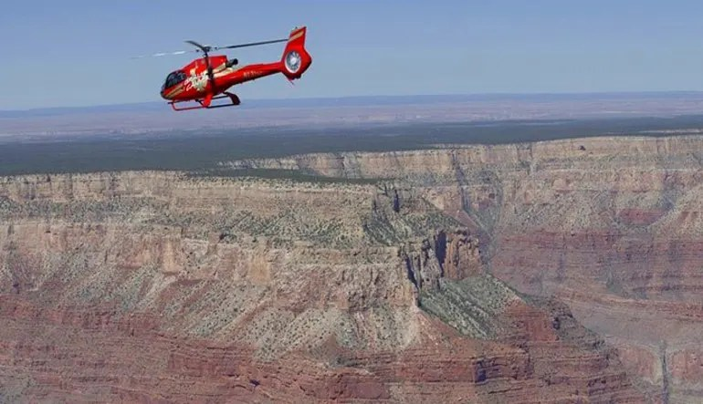 Canyon Tours Helicopter Pictures Rim Grand North