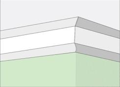 Tavan kliniğini nasıl yapıştırılır