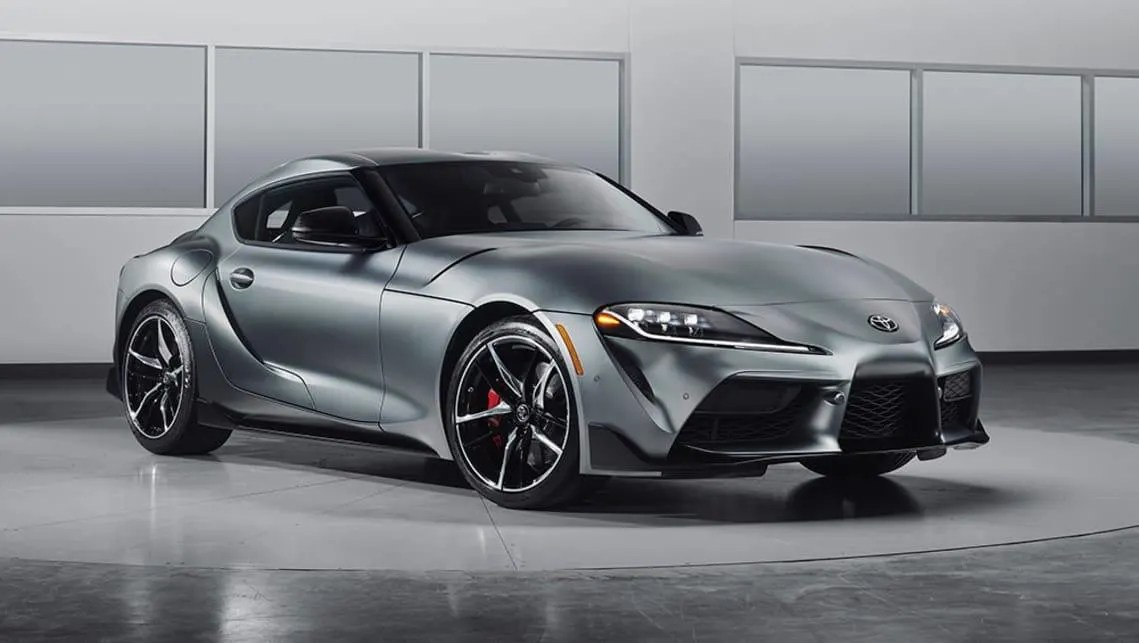 Toyota Supra 2020 Pricing And Spec Confirmed Rear Drive