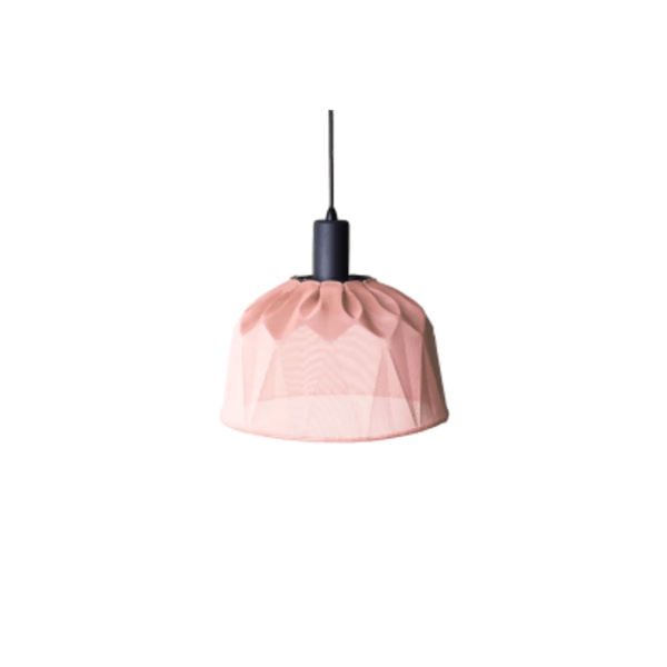pendant lighting pink # 68