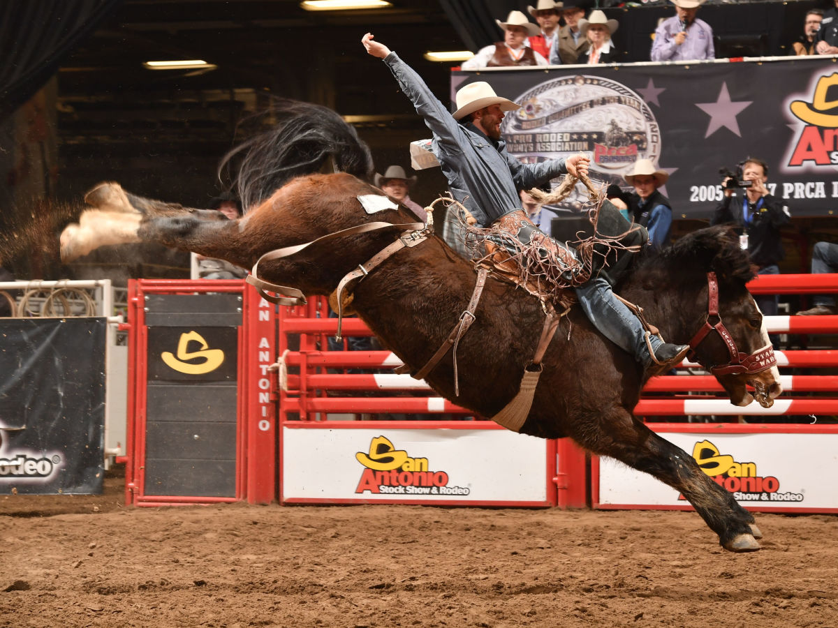 San Antonio Stock Show Amp Rodeo Reveals Entertainment