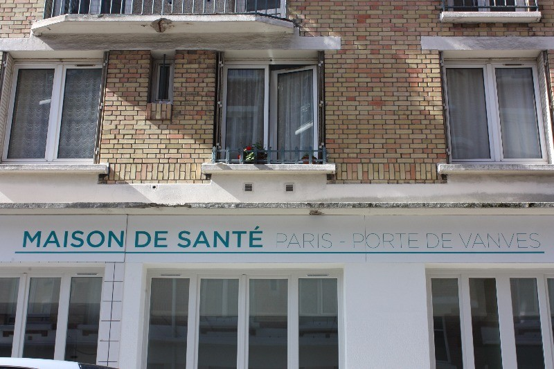 Maison de Sant     Pluriprofessionnelle Paris Porte de Vanves  MSP     Pr    sentation de l     tablissement