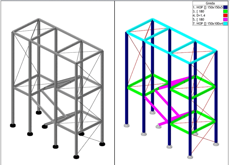 Steel Staircase Construction Questions Structural Engineering | Structural Steel Stair Design | Steel Construction | 4 Column Steel | Detailing | Steel Staircase | Small Space