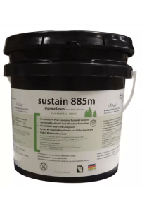 Forbo Marmoleum L885 Sheet and Tile Adhesive   Non Toxic  for use     Forbo  Sustain 885 M Sheet   Tile Adhesive