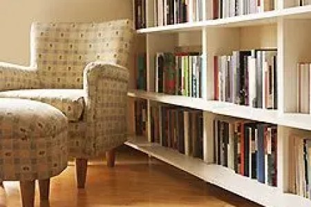 12 Essentials for the Serious Reader What reading room is complete without a reading chair  Maybe you like to  read sitting yoga style on the floor  or hanging upside down from the  chandelier