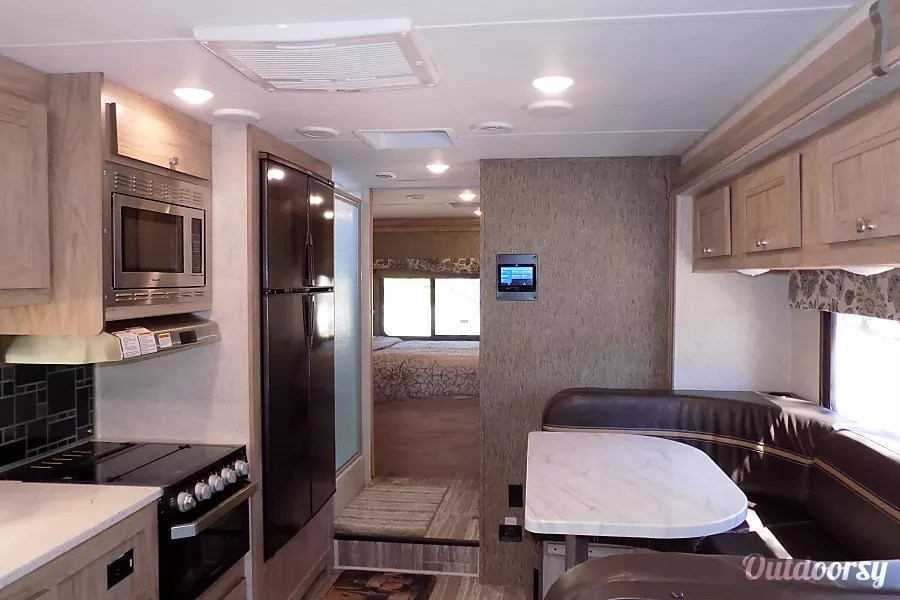 2018 Forest River Forestor 3011DS Motor Home Class C Rental in     Best in Class 2018 Forest River Forester 3011DS Decatur  GA