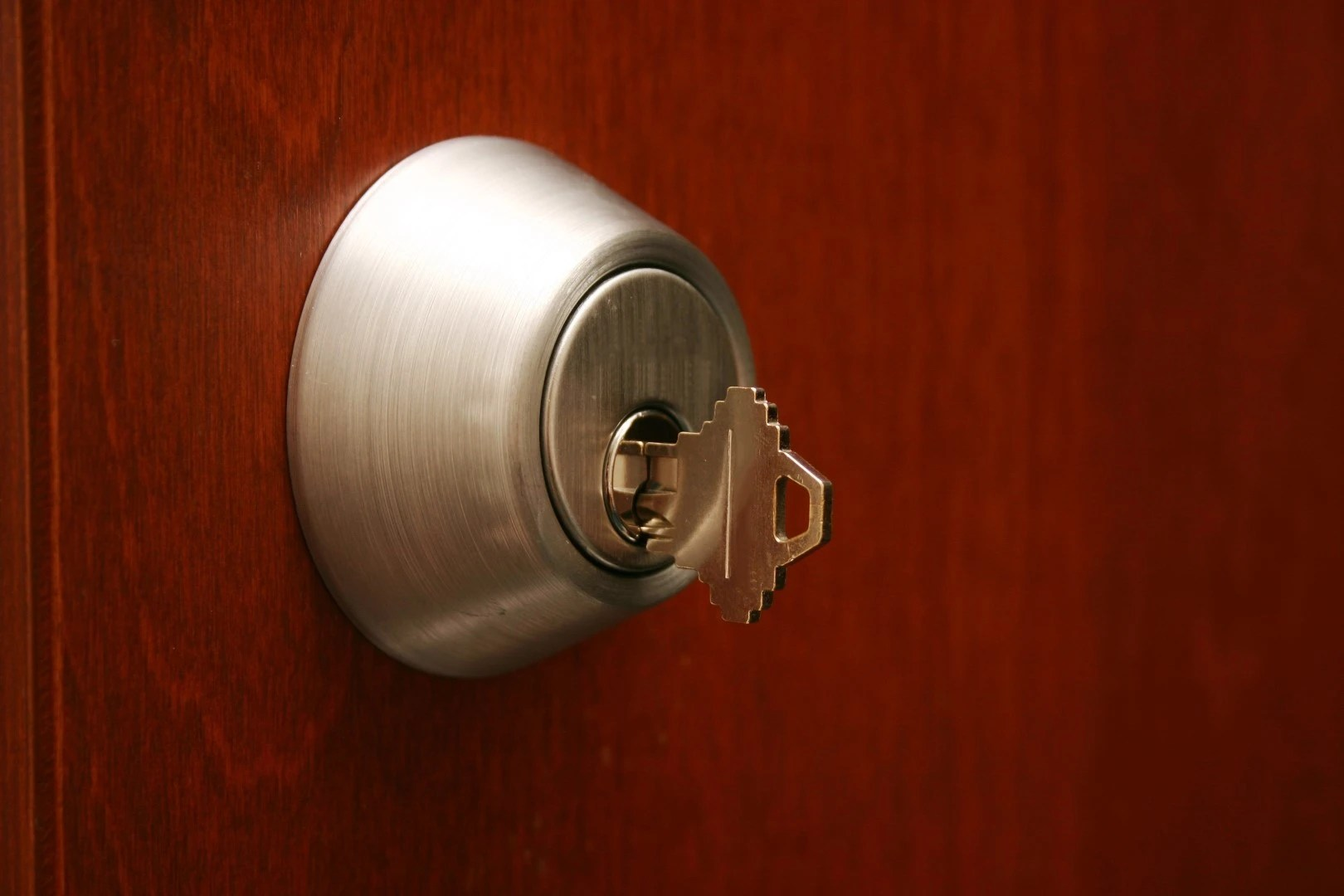 Key Emergency Door Interior Kwikset