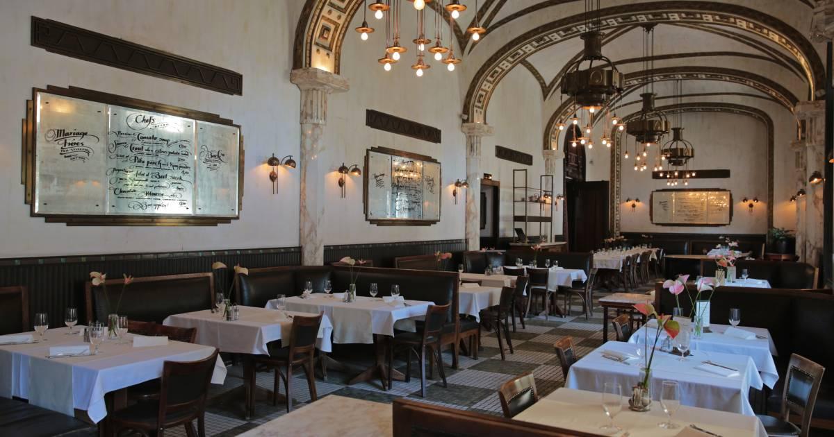 Restaurant Cafe New York Budapest