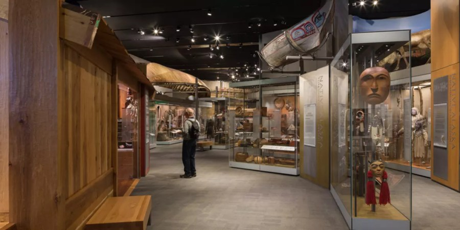 Historic Sites   Museums in Juneau   Alaska State Museum Alaska State Museum   Alaska Native gallery