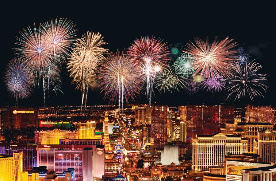 10 Ways to Spend New Year s Eve in Las Vegas New Views  New Year  Las Vegas is known for its incredible shows  So  it  shouldn t surprise you that the city takes center stage with a jaw dropping  display