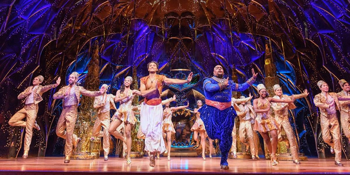 Disney S Aladdin Announces Second West End Autism Friendly