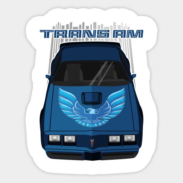 79 Trans Am Nocturne Blue