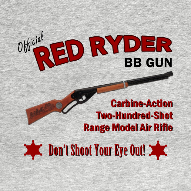 a christmas story red rider bb gun