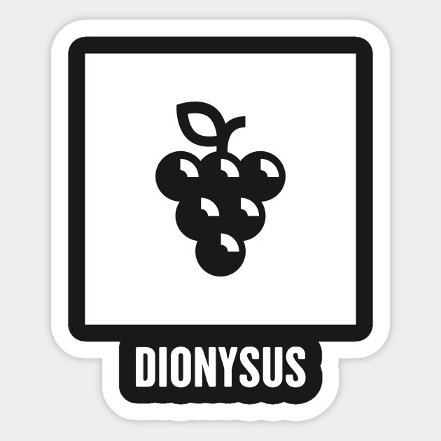 Dionysus And Symbols Meanings