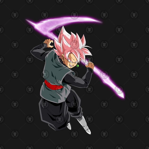 Roblox Black Shirt Goku View