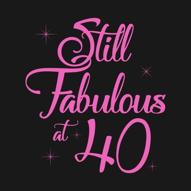 40th 1978 Made Birthday