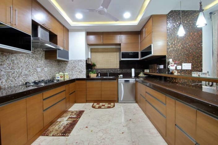 Interior Kitchen Design Ahmedabad
