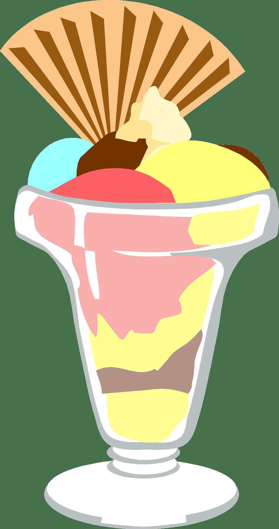 Sundae | Free Stock Photo | Illustration of an ice cream ...