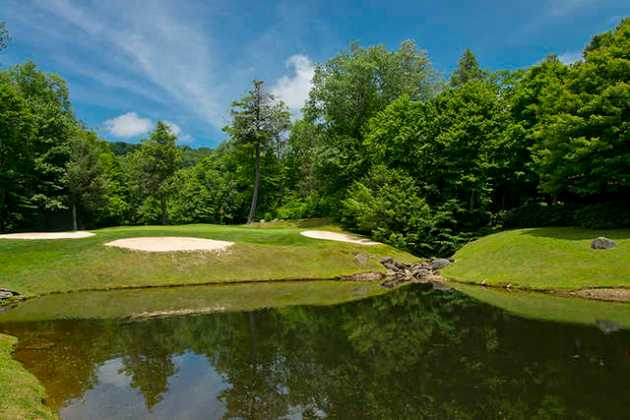 Mountain Springs at Grandfather Golf   Country Club in Linville