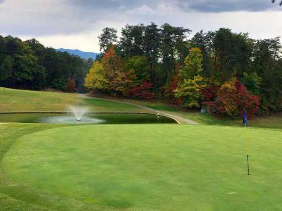 Gatlinburg Golf Course in Pigeon Forge  Tennessee  USA   Golf Advisor