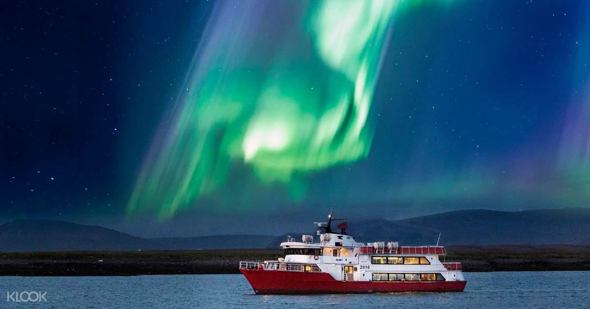 Northern Lights Brunch Cruise