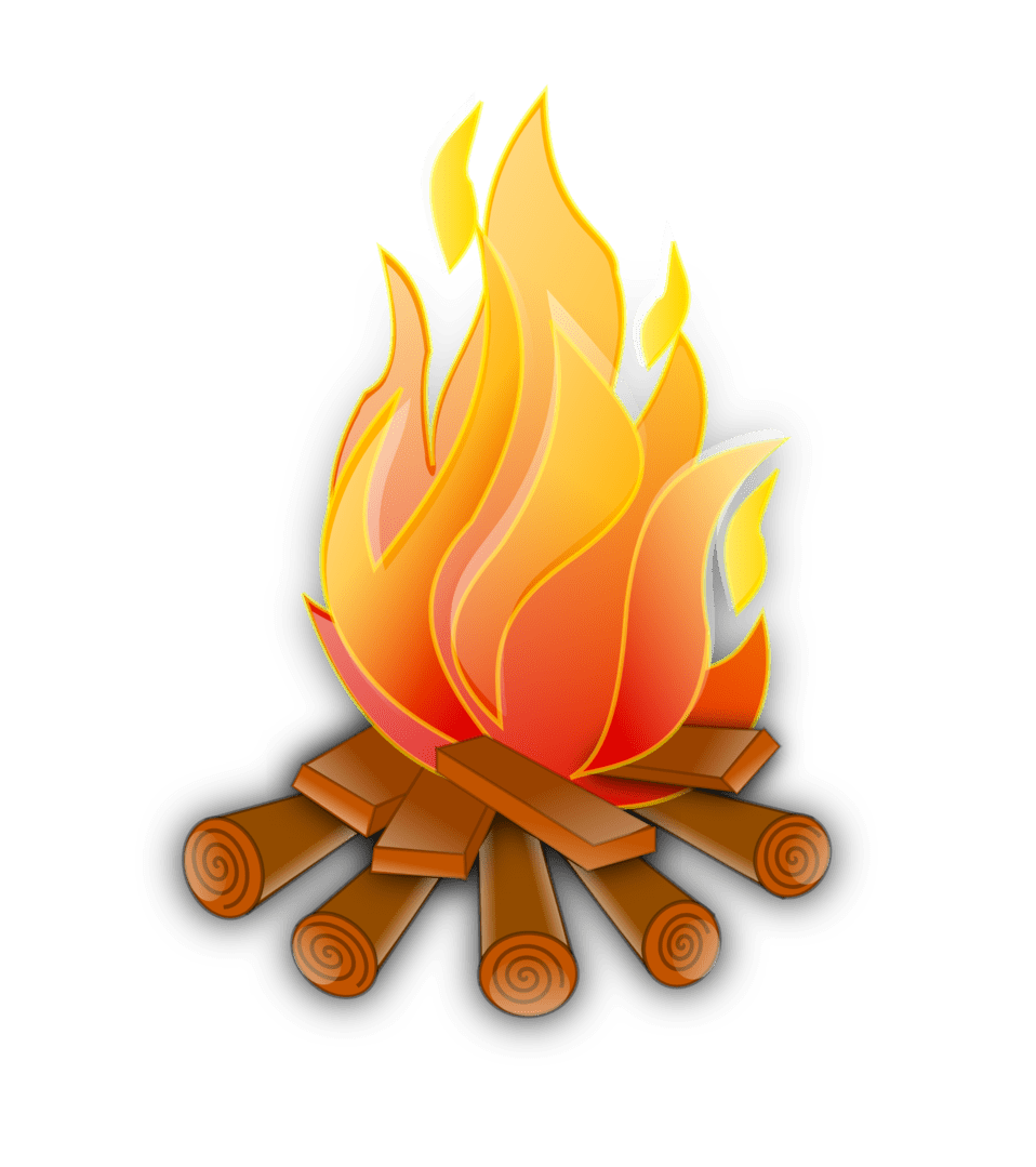 Fire Public Domain Clip Art