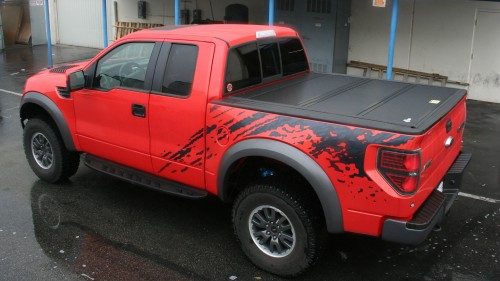 The Best Bed Cover For The Ford Raptor