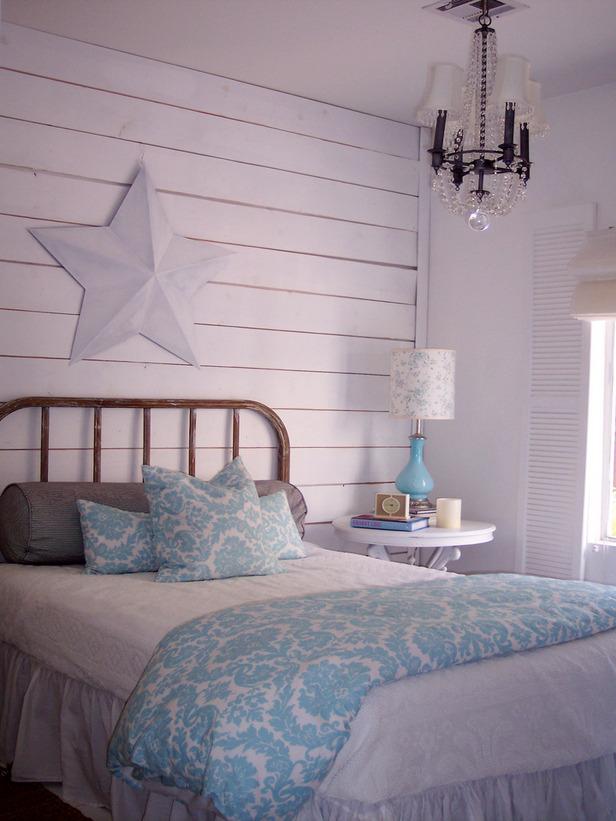Blue And White Beach House Interiors
