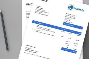 HD Decor Images » Invoice Iconic     a Gravity Forms PDF Invoice   Gravity PDF Invoice Modern