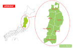 Map Japan Cities And Main