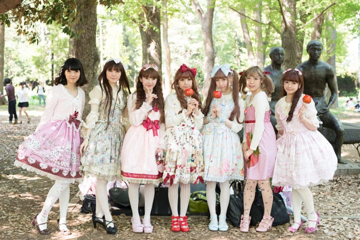 What Is Harajuku Fashion  A Brief Introduction   MATCHA   JAPAN     What Is Harajuku Fashion  A Brief Introduction