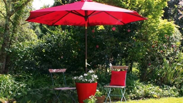 Pot Stand Umbrella