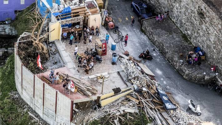 Juan It Storm Did Make Perla Puerto La Maria Rico San