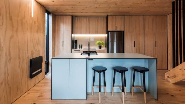 The pros and cons of a ply-lined interior | Stuff.co.nz