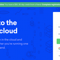 Create Ubuntu Cloud Server on DigitalOcean with $50 Free Credits! 1