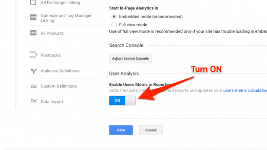 Users metric vs Sessions: which is better for Google Analytics reporting? 3