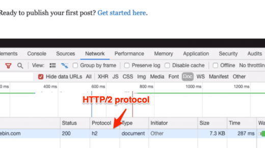 Enable HTTP2 Protocol and Improve Nginx SSL Connection Security 8