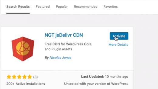 Setup a Free CDN for CSS and JavaScript on WordPress Blog 4