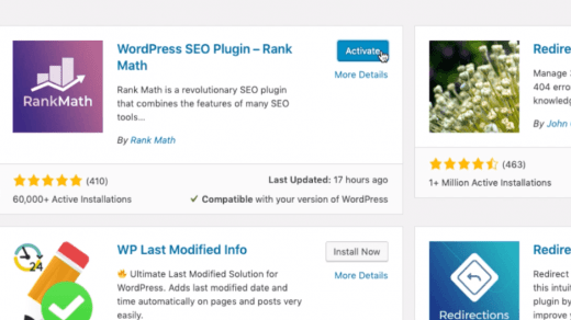 Setup WordPress SEO Plugin: Rank Math - A Perfect Choice for Ranking! 3