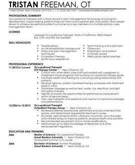 Resume Examples Healthcare Resume Examples
