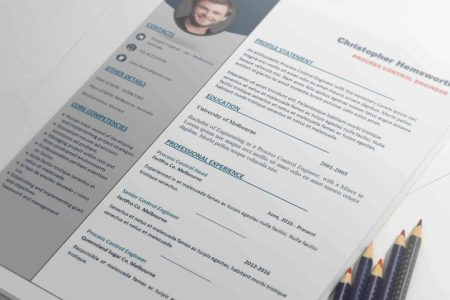 Apex   Two Pages Professional Resume Template   Resumes Mag   Resume     Apex   Resume Template